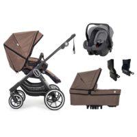 autumn brown + Britax primo babyskydd - paket